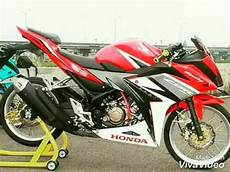 Modifikasi Motor Cbr 150 Jari Jari by Modifikasi All New Cbr 150r Jari Jari Terbaru