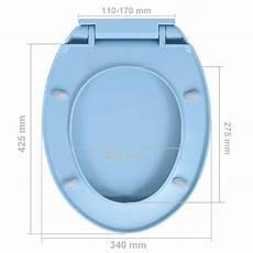 toilettensitz absenkautomatik sinni ch toilettensitz mit absenkautomatik blau oval