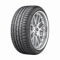 continental contisportcontact 3 205 45 r17 runflat 84w