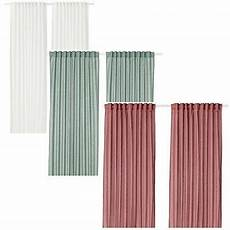 2er set thermogardine 140x245cm kr 228 uselband thermovorhang