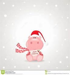 christmas pig stock image image 26279541
