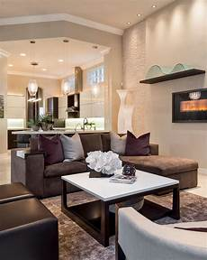 Decorative Chocolate Brown Image Gallery In Living
