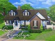 30 Best Sims 4 Houses Lots Images On Salem