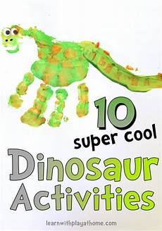 dinosaur worksheets for toddlers 15308 learn with play at home 10 cool dinosaur activities