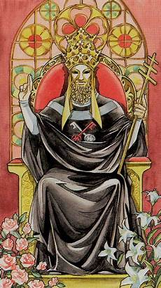 tarot der 1000 images about 5 the hierophant on the