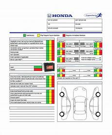 free vehicle inspection form template mskcap co