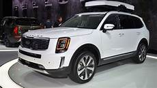 Kia Trucks 2019 by 2020 Kia Telluride At Up To 23 Mpg Combined Carscoops