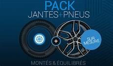 Pack Jantes Et Pneus Jante Alu 1001pneus