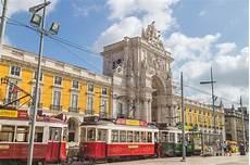 cing via augusta rua augusta in a summer afternoon lisbon portugal