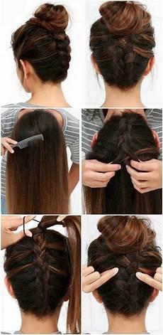 pin auf haare selber machen