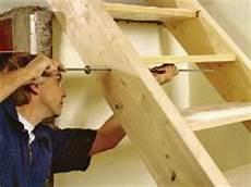 Holztreppe Bauen Bauhaus