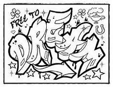 Graffiti Malvorlagen Quotes Free Graffiti Coloring Page Photography Ellum