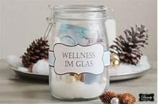 Diy Geschenke Wellness Im Glas Free Print Wellness