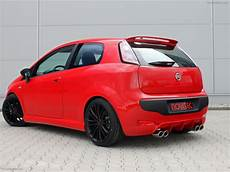 Novitec Fiat Punto Evo Car Wallpaper 09 Of 32