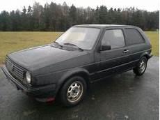 Vw Golf 2 Diesel 1 6d 40kw 54 Ps Lkw Postgolf Mit