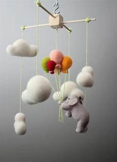 Bastelidee Kinderzimmer Ideen Mobile Basteln Basteln Mit