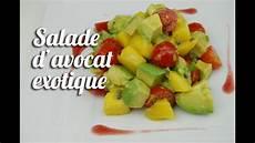 Salade D Avocat Exotique