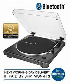Audio Technica At Lp60xbt Bluetooth Turntable Record