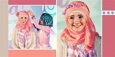 Fashion Gaya Jilbab Cantik Dengan Bando Bunga Vemale