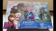 Jouet Frozen Reine Des Neiges Coffret De Figurines