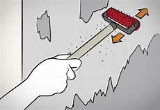 raufasertapete ablösen tricks alte tapeten mit obi leicht der wand entfernen