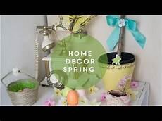 lavoretti da casa decorare la casa per pasqua e per la primavera idee fai