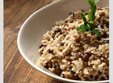 herb lentils and rice_image