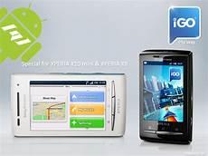 naqiu s navigation software for xperia x10 mini x8