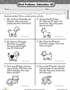 2nd grade math addition word problems worksheet word problems subtraction math 1st grade math