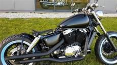 Honda Vt 1100 Bobber Bobber Motorcycle