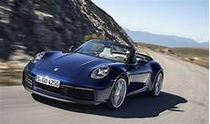 porsche 911 cabriolet 2020 porsche 911 cabriolet goes official and it is deceivingly fast
