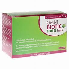 erfahrungen zu omni biotic stress repair pulver 28x3 gramm