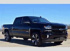 2017 Chevrolet Silverado 1500 Midnight Edition LTZ w/2LZ