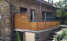 Noch Ein Gel 228 Nder Mit Holz Dachterrasse Balkon