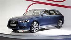 Der Neue Audi A6 Avant Die Ersten Bilder