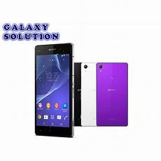 offer sony xperia z2 d6503 16gb 4g black 1 year