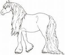 Ausmalbilder Pferde Haflinger Haflinger Lineart For Da Use By Wstopdeck On Deviantart
