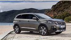 New Peugeot 5008 Review 2018