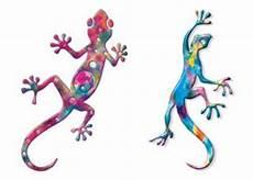outline gecko design for wrist by yamachem