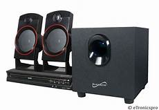 surround sound system supersonic 2 1ch home theater surround sound system cd dvd