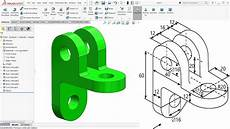 Solidworks Tutorial For Beginners Exercise 3