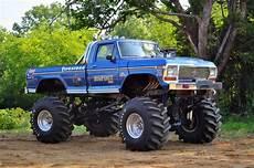 Bigfoot 1 Truck Restoration Complete