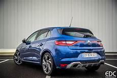 Essai Renault Megane Gt Tce 205 Edc 7 Les Essais Du Club