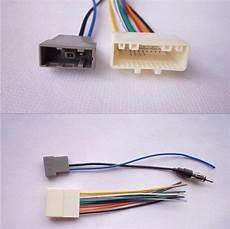 Car Cd Audio Stereo Wiring Harnes Antenna Adapter For Nissan by Car Radio Stereo Wiring Harness Antenna Adapter Combo