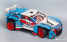 Lego Technic 42077 Rally Car Review The Brothers Brick