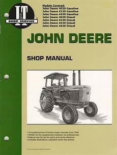 Deere 4430 Wiring Diagram Free Picture by Rebuild Repair Deere Models 4030 4230 4430 4630