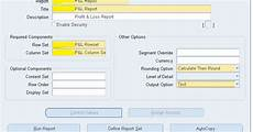 oracle ebs technical step by step fsg financial statement generator report setup in oracle gl