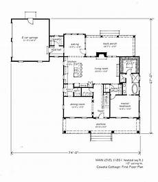 mitch ginn house plans featured house plan the coweta cottage by l mitchell