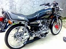 Rx King Modif Japstyle by Rx King Modifikasi Pendek