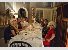 Jedi Craft Girl: Halloween Murder Mystery Dinner Party
